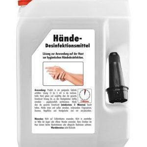 Handdesinfektionsmittel 5L
